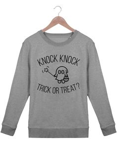 Knock Knock, Trick or Treat?