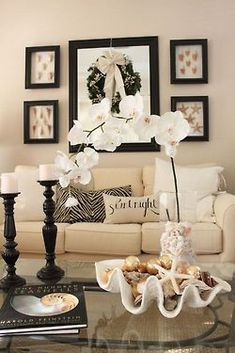 Home decor. Picture from your wedding and when...