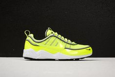 37e6de3202ab Nike Air Zoom Spiridon ´16 Volt  Volt Tint-White-Black