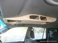 Outback Roof Console - Google Search