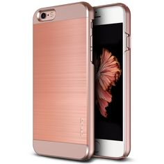 "Obliq Slim Meta II Apple iPhone 6/6S (4.7"") Case - Rose Gold"
