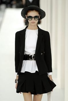 Chanel: yesterday, today, forever.