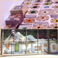 Numero Group's RSD Pop-up Shop.