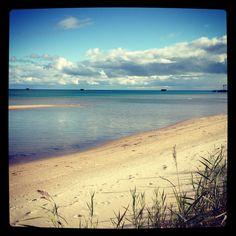 Tawas Michigan, Lake Huron.