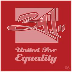 311 United for Equality