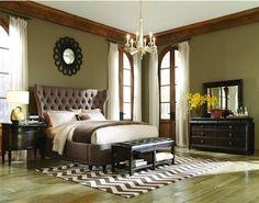 A.R.T. Home Furniture Classics Bedroom Set | 202135-1715SET