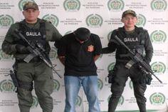 Policía Nacional captura a una persona por delito de extorsión