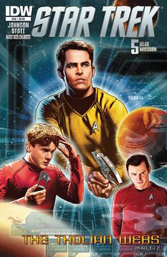 Preview: Star Trek #46, Cover - Comic Book Resources