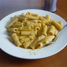 Pumpkin Pasta Allrecipes.com