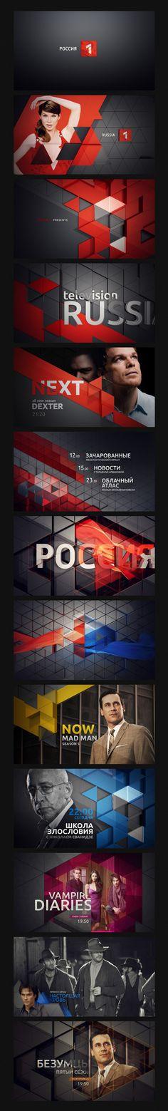 Russia 1 | Designer: Andrew Serkin