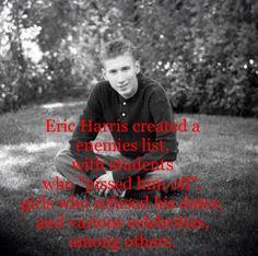 Eric Harris columbine