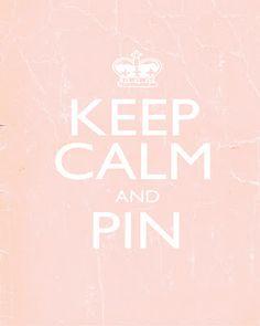 Yes, I'm pinning!