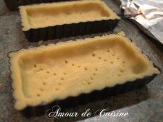 pate sablée facile et rapide Bonjour tout le monde,  Une recette pâtissière de base, très impor...