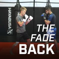 How to block a punch by leaning back on your back foot , builds the distance between you and your opponent Boxercise Workout, Boxer Workout, Boxing Training Workout, Muay Thai Training, Mma Training, Boxing Techniques, Fight Techniques, Martial Arts Techniques, Self Defense Moves