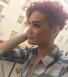 nice Latest Trend Short Curly Hairstyles You Will Love