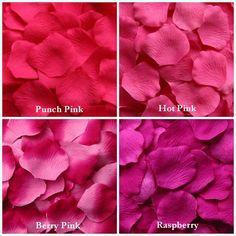 Pink Rose Petals Silk Rose Petals 13 Shades Silk Petals Fake Rose Petals rose petals for aisle Fake Rose Petals, Flower Petals, Flowers, Colour Pallete, Colour Schemes, Color Mixing Chart, Hair Dye Colors, Flower Girl Basket, Silk Roses