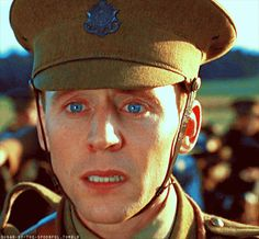 I watched War Horse for the first time tonight, and it was amazing. I cried for like 5 minutes after this scene and was partially distracted by his beautiful face, but it was an absolutely incredible movie. <3