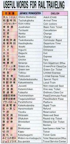 Japanese rail