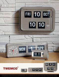 Digital Clocks, Diy Home Improvement, Flip Clock, Arduino, Home Accessories, Industrial, Loft, Stupid Things, Ebay
