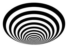 op art elliptical quadrant · elliptical whirlpool