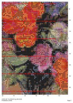 Gallery.ru / Фото #6 - copa de tulipanes - aysunyurtsever