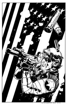 WINTER SOLDIER ECCC 2013 by *MitchGerads on deviantART
