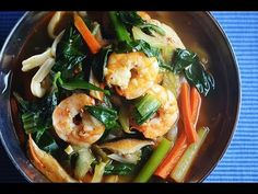 Video: How to make jjamppong (korean-chinese noodle dish)