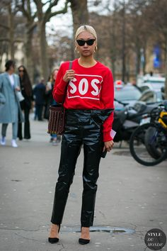 Vanessa Hong by STYLEDUMONDE Street Style Fashion Photography