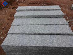 granite palisades by G603 hellgrau, all sides pineappled, 100x20x8cm/100x12x12cm etc.  Xiamen Lexiang Import & Export Co.,Ltd mail:august@lxcc.com