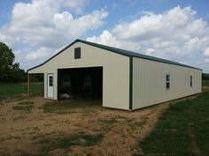 Welcome to National Barn Company, Pole Barns, Horse Barns, Best Priced Post-Frame Buildings Diy Pole Barn, Pole Barns, Barn Garage, Garage Doors, Post Frame Building, Pole Buildings, Steel Roofing, Farm Shop, Garage Apartments