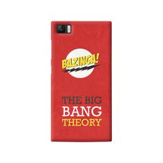 The Big Bang Theory Xiaomi Mi3 Case from Cyankart