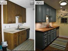 Kitchen Cabinet Design : Interior Design and Decor Ideas | Ideas | PaperToStone