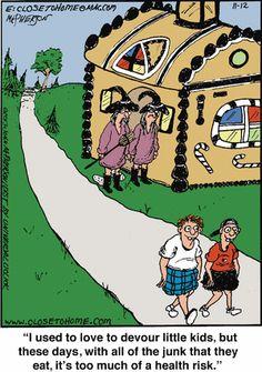 Close to Home Comic Strip, November 12, 2013 on GoComics.com