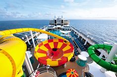 The Epic Plunge is fun for everybody on board!