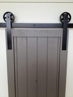 sliding barn door hardware for more interior barn door treatments see - Sliding Barn Door Hardware