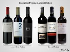 Learn the Difference: Argentinian Malbec vs. French Malbec | Wine Folly