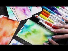 Ecoline Brush Pens Review: 8 toepassingen en meer!! - YouTube