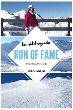 De Run of Fame: Uitdagende tocht door Ski Arlberg! Le Ch, Lifestyle Blog, Running, Movies, Poster, Travel, Europe, Viajes, Films