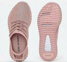 Pink Yeezy Boost 350