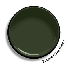 Resene Olive Green is a traditional yellow based green oxide that would work well in a bush setting. Goes well with native timber. From the Resene Heritage colours collection. Try a Resene testpot or view a physical sample at your Resene ColorShop or Reseller before making your final colour choice. www.resene.co.nz Paint Colours, Wall Colors, House Colors, Green Colour Palette, Green Colors, Paint Palettes, Interior Design Courses, Colour Chart, Travel Logo