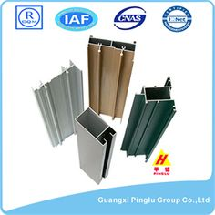CE, IQNET Aluminium Profile, Shrink Wrap Packed Brand: Pinglu. Material: Aluminum Alloy. Grade: 6000 Series. Temper: T4-T6. Surface Treatment: Powder Coating, Anodized, Electroporesis. Certificate: ISO 9001:2008, ROHS, CE, IQNET. Color: Different Colors. Size: Same as drawings. Application: Architectural. Award: Guangxi Famous Brand. Quality Standard: GB 5237-2008. Package: Shrink wrap. Delivery: 15-20 days after deposit. More:http://www.pinglualuminium.com/