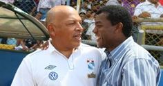 Julio César Uribe fue técnico de la Selección Peruana en 2 etapas distintas. Propone a Mosquera como entrenador.  Octubre 14, 2014.