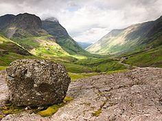 Glencoe, el mejor paisaje de las Highlands