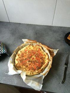 Recette : Quiche au saumon fumé - Une recette de cuisine Marmiton