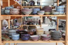 Stoneware Pottery Studio.