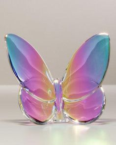 Baccarat Lucky Butterfly #gifts