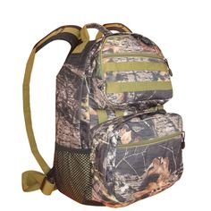 df6e545a1173a New Camo Break Up Heavy Duty Backpack Shoulder Bag for Hunting Fishing  Camping - Walmart.com