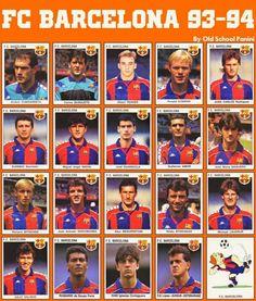 Barça, 93-94