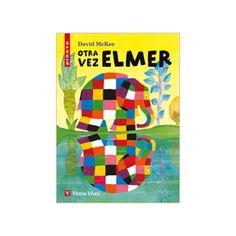 Elmer, el elefante de remiendos de colores, se aburre como una ostra mientras sus compañeros piensan en cómo pintarse la piel el Día de Elmer. Así que, para distraerse y divertir a sus amigos, Elmer se decide a gastarles una broma que les ahorrará el trabajo de pintarse para su fiesta anual.