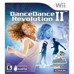 DanceDanceRevolution II Bundle - Nintendo Wii